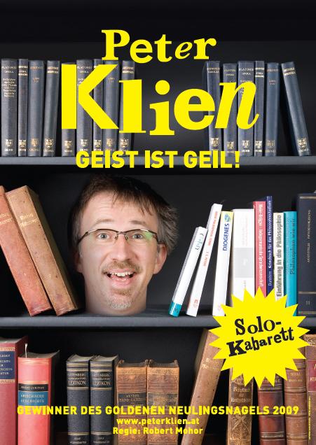 """Plakat """"Geist ist geil!"""""""
