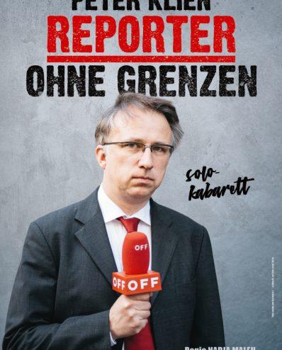 "b9c012cf2a838 Plakat ""Reporter ohne Grenzen"""